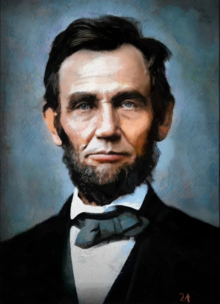 Abraham Lincoln by baudet